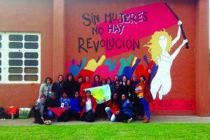 Tejiendo en Pigüé: autogestión y economía feminista