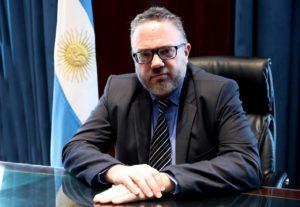 """Matías Kulfas, ministro de Desarrollo Productivo de la Nación: """"Las cooperativas son un actor económico relevante, ni política social ni una forma económica anómala"""""""